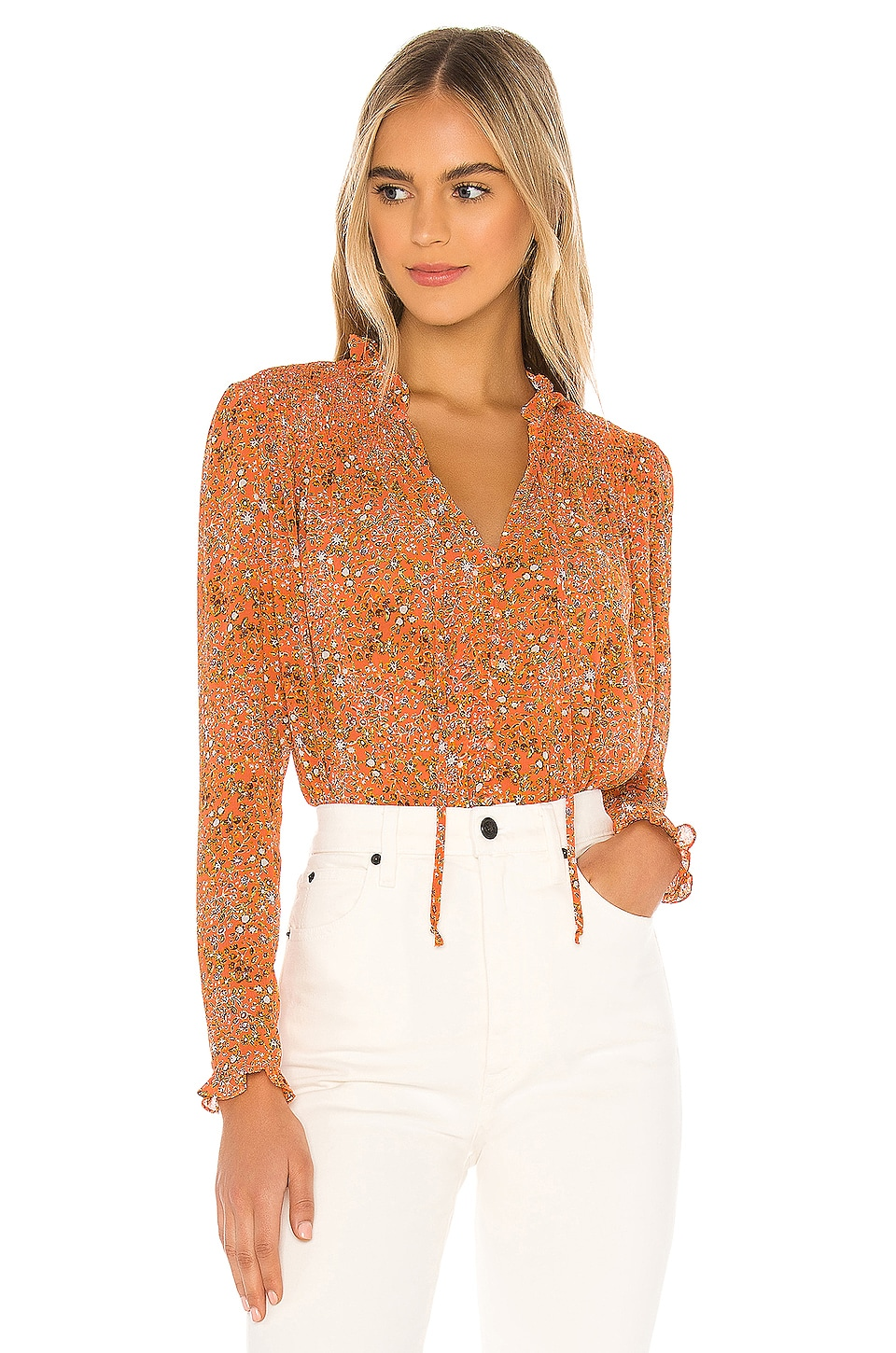 X REVOLVE Lela Blouse             Free People                                                                                                       CA$ 137.62 7