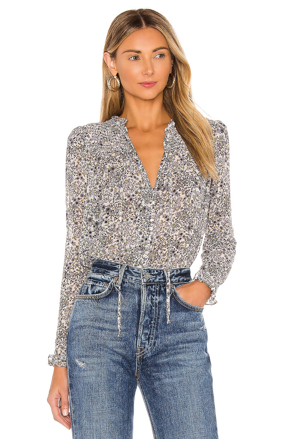 Free People BLUSA LELE