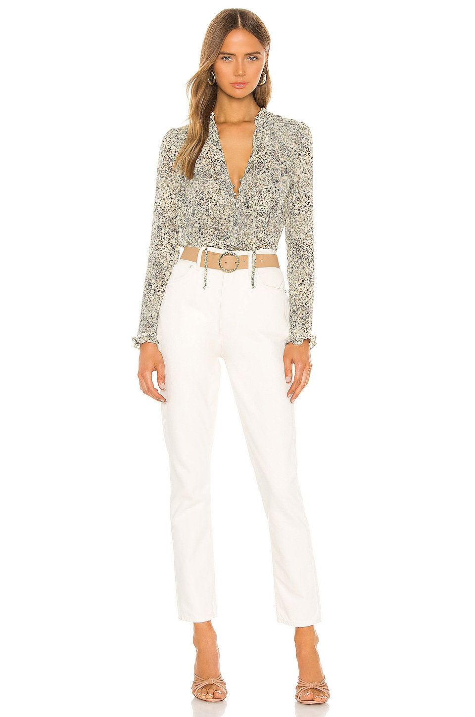 Lela Blouse, view 5, click to view large image.