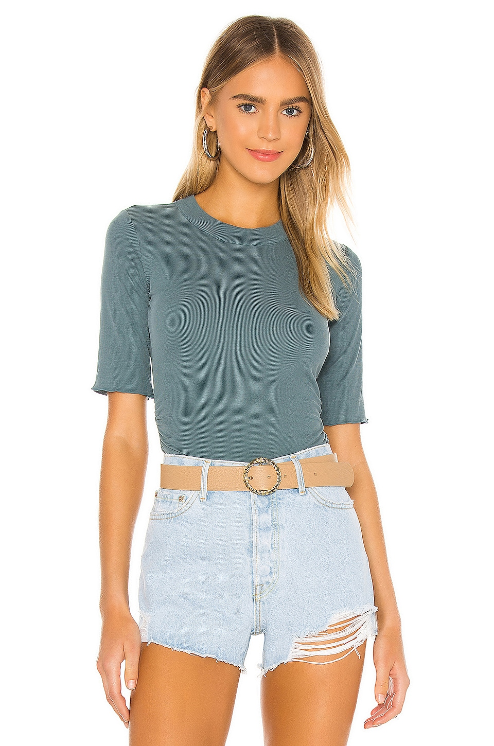 Talk To Me Tee             Free People                                                                                                       CA$ 42.13 6