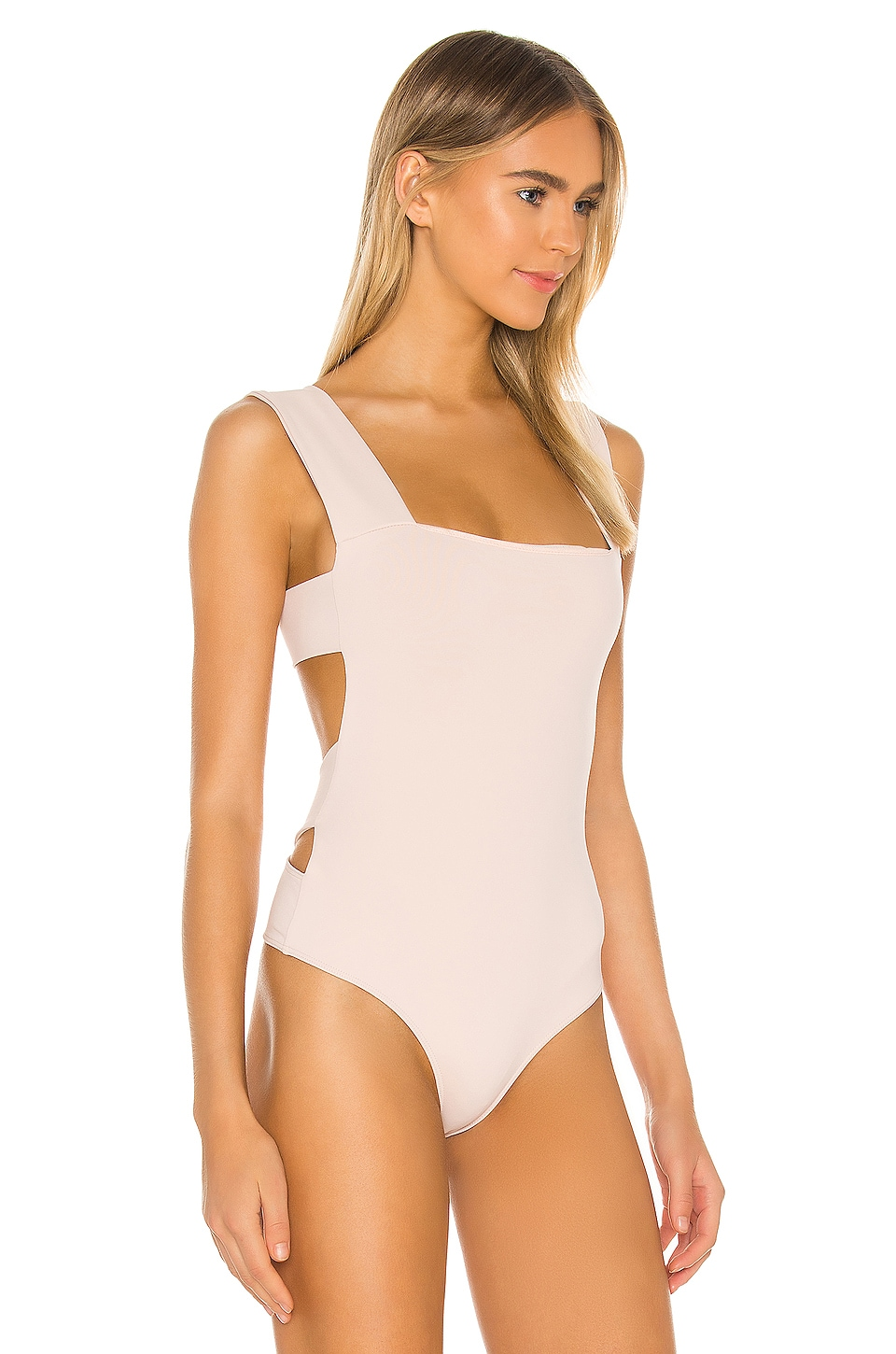 Oh Shes Strappy Bodysuit, view 3, click to view large image.