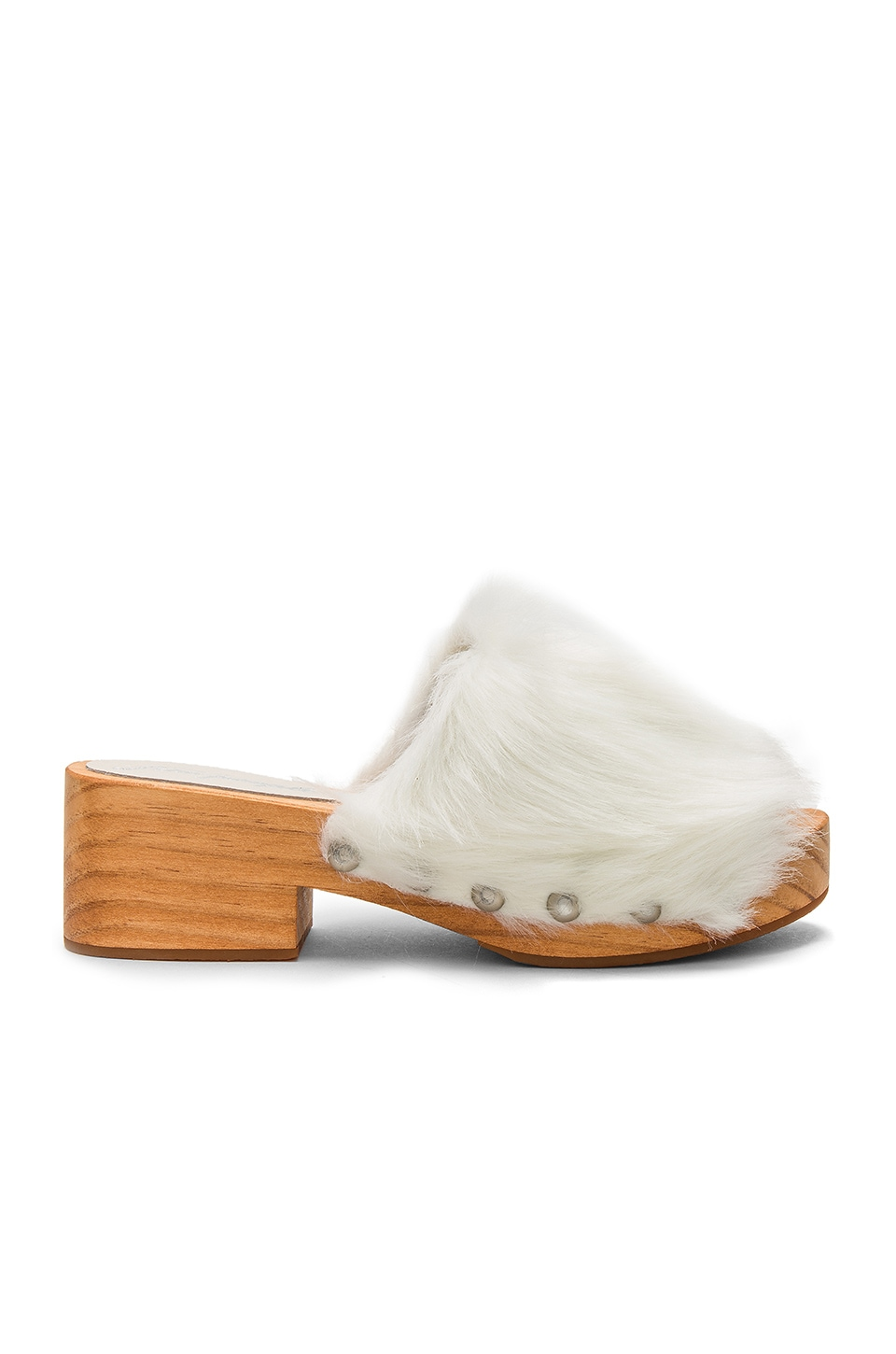 Faux Fur Sonnet Clog by Free People