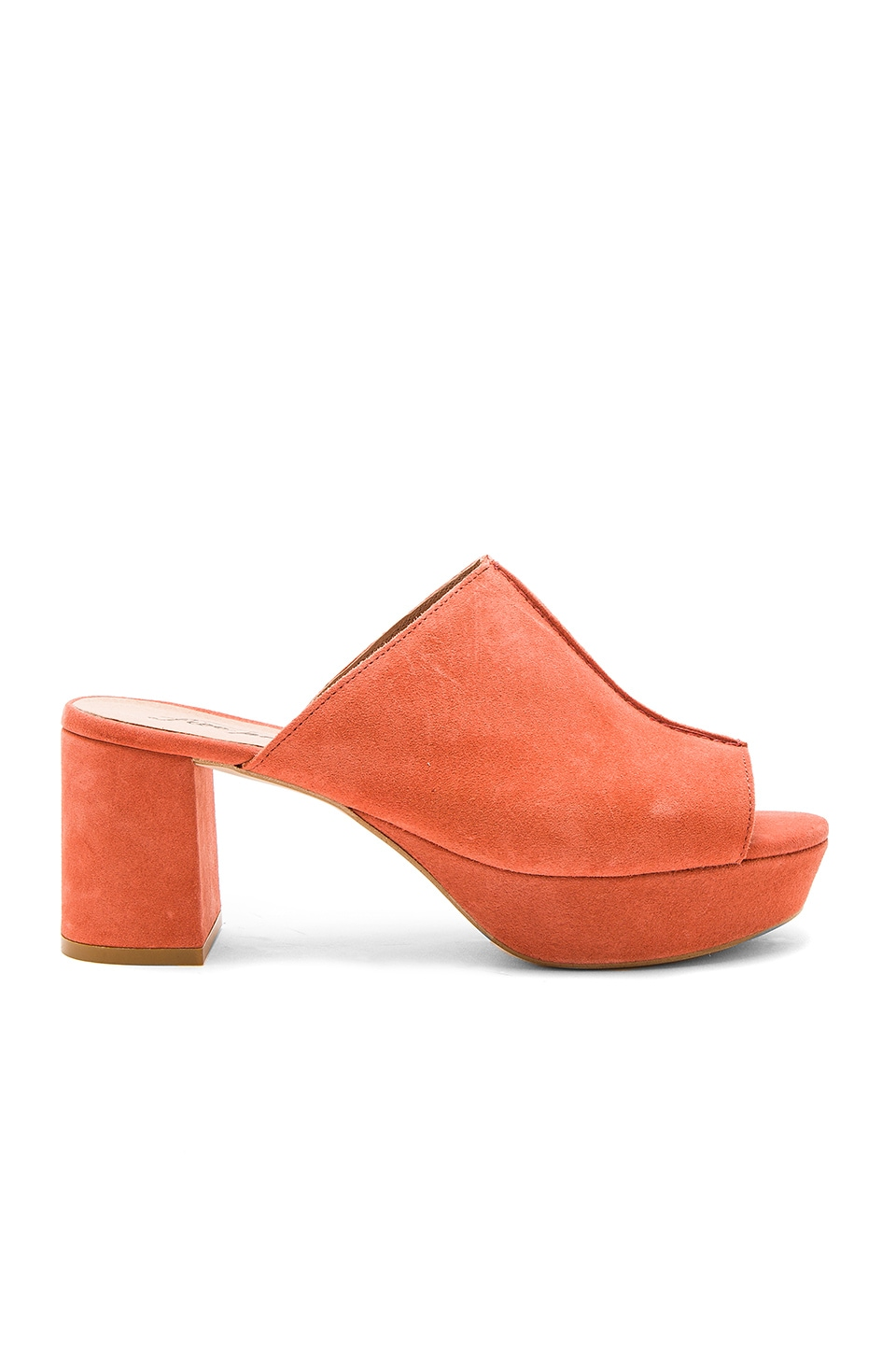 Free People Moody Mule in Coral