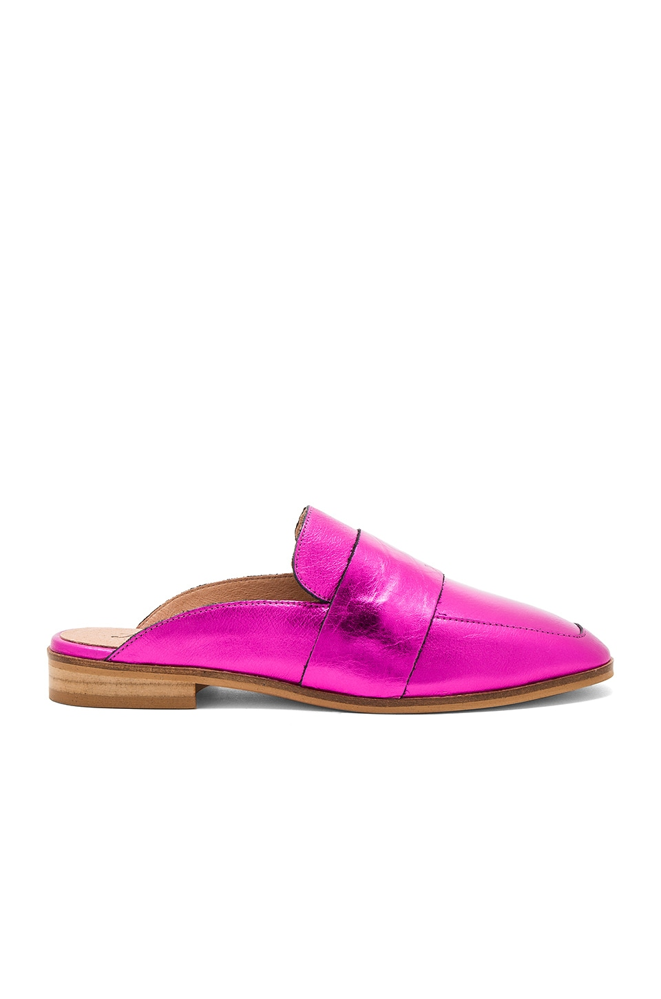 Free People At Ease Loafer in Pink