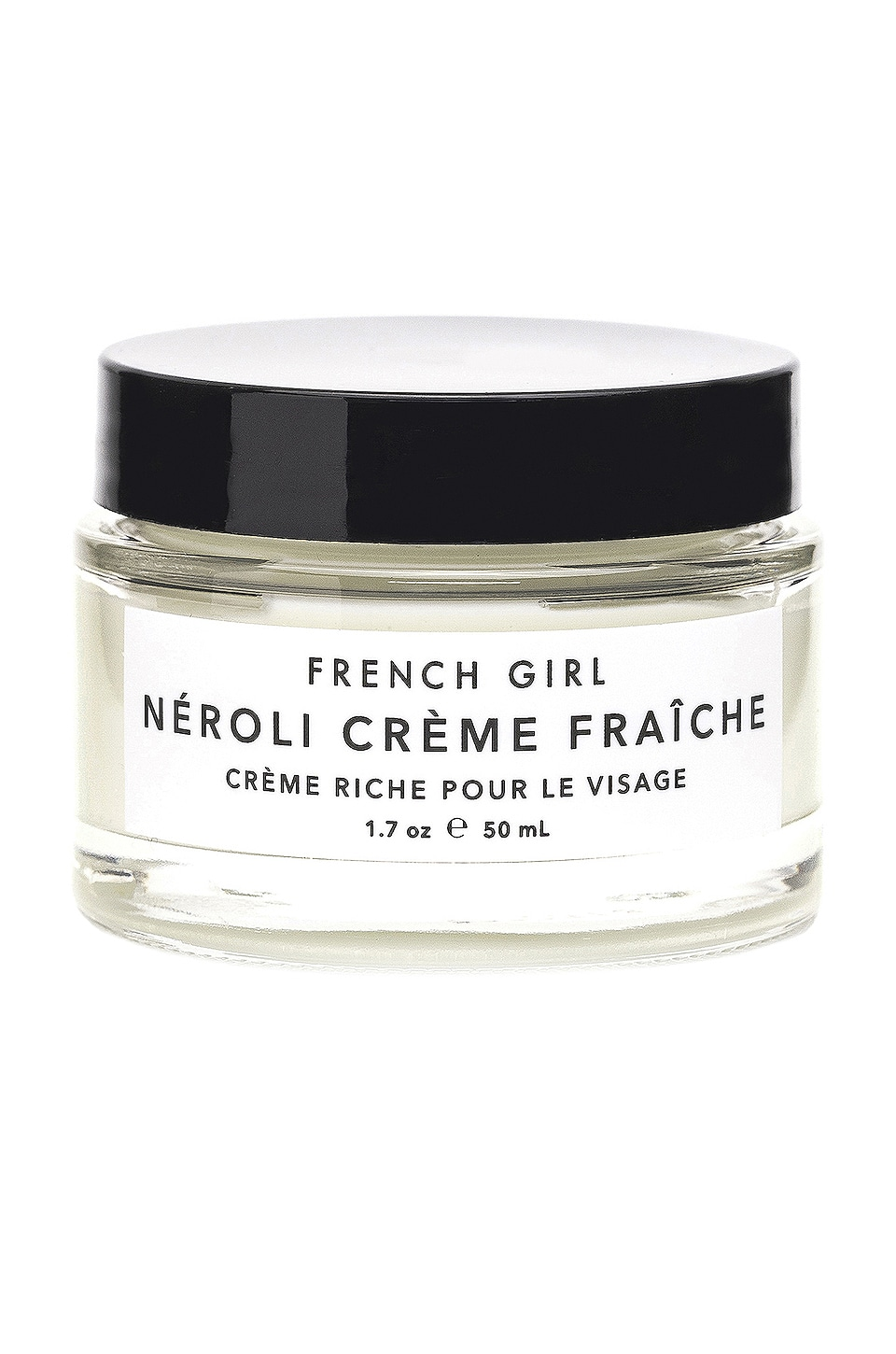 French Girl Organics Neroli Creme Fraiche Moisturizer in All