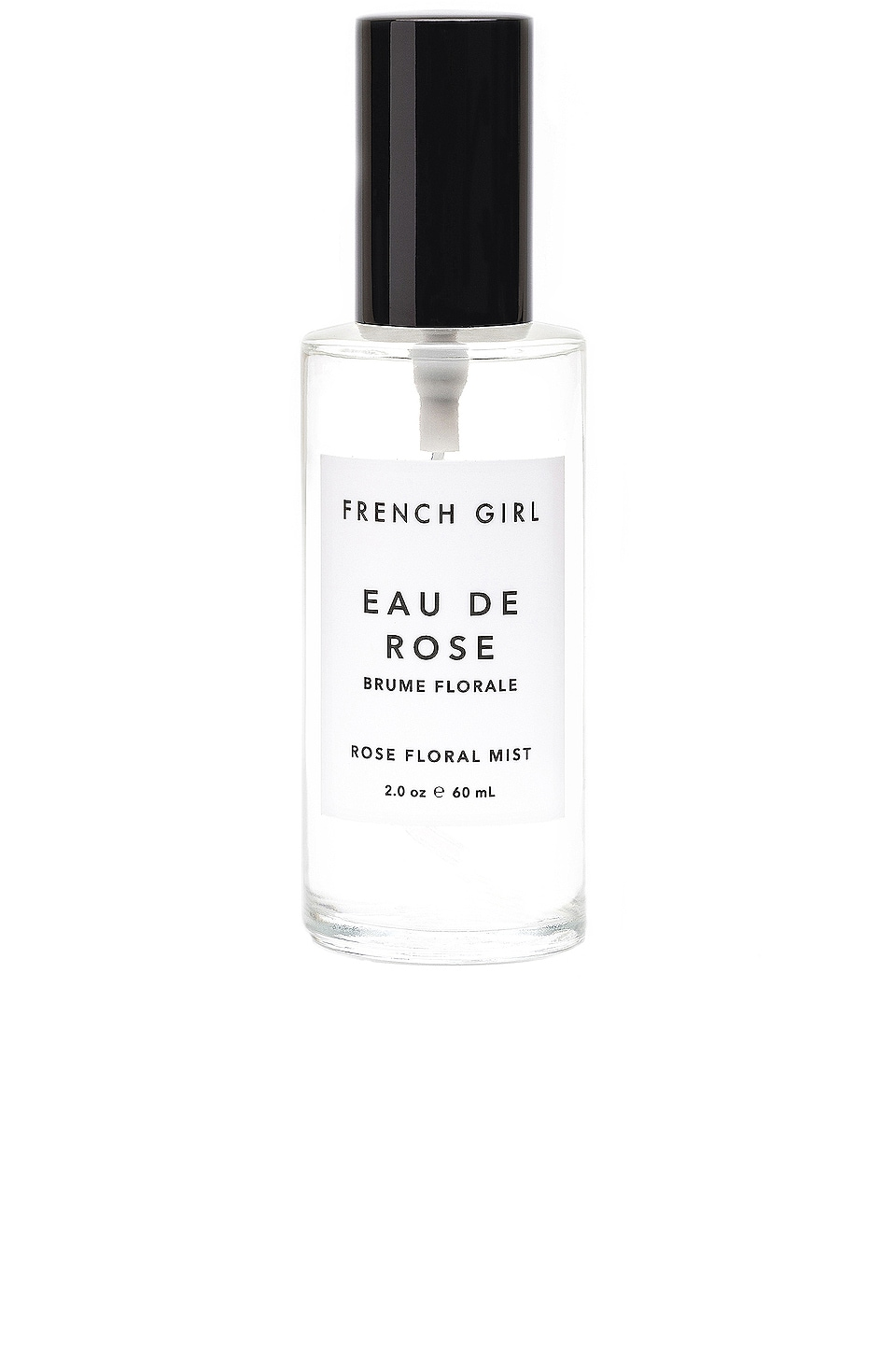 French Girl Organics Rose Floral Toner in All