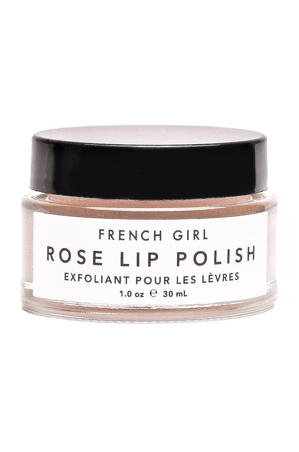 French Girl Organics Rose Lip Polish in All