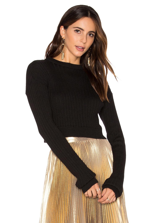 Crop Sweater by Frankie
