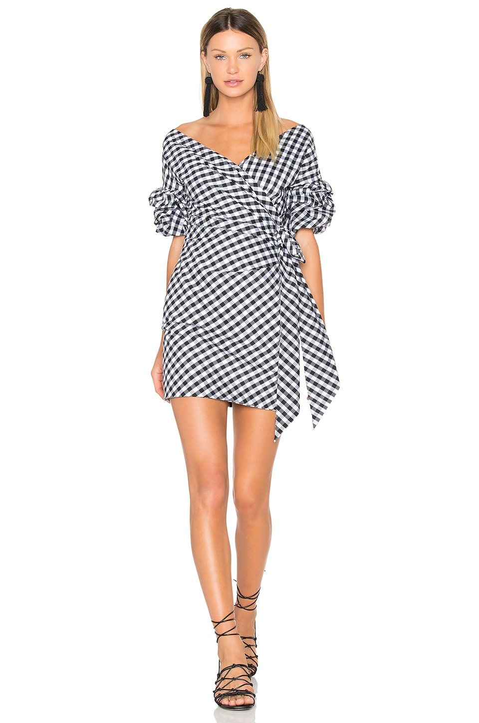 X REVOLVE Russo Mini Dress by Fame And Partners