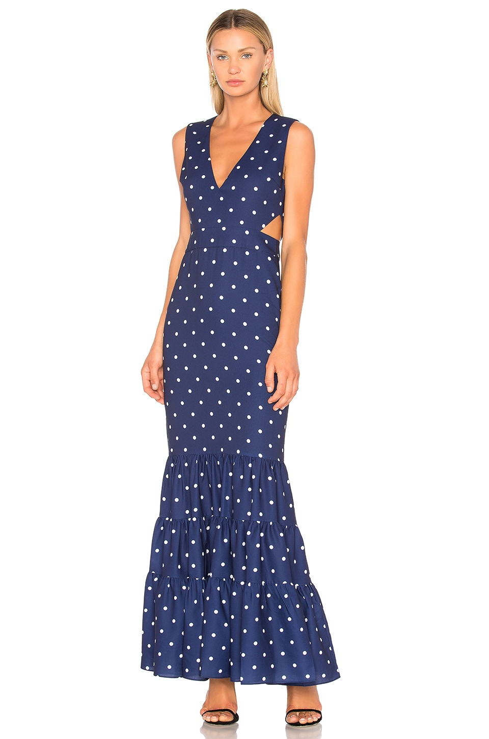 x Revolve Alexas Dress by FAME AND PARTNERS