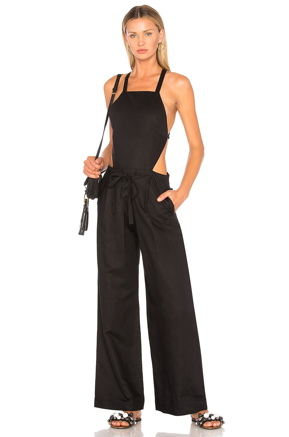 The Foley Jumpsuit by FAME AND PARTNERS