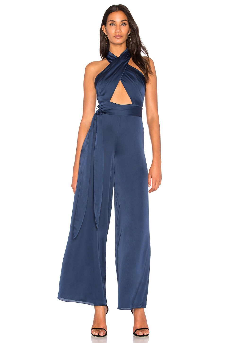 The Gaia Jumpsuit by FAME AND PARTNERS