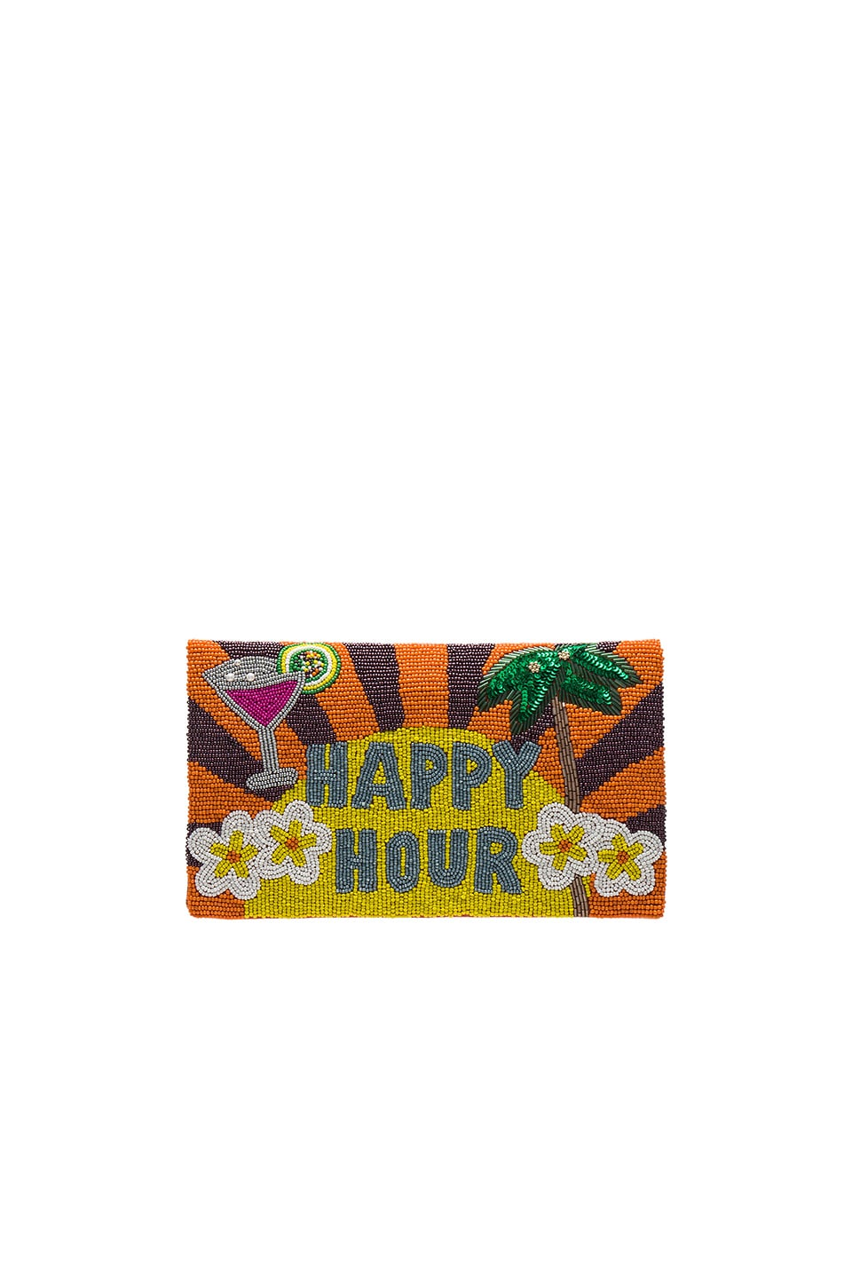 FROM ST XAVIER HAPPY HOUR CLUTCH