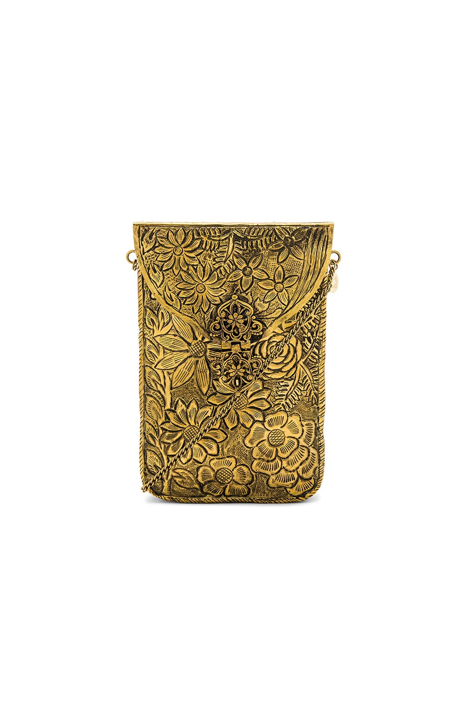 From St Xavier Jasmine Bag in Gold