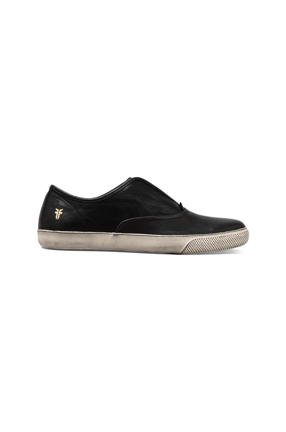 Frye Chambers Slip On in Black