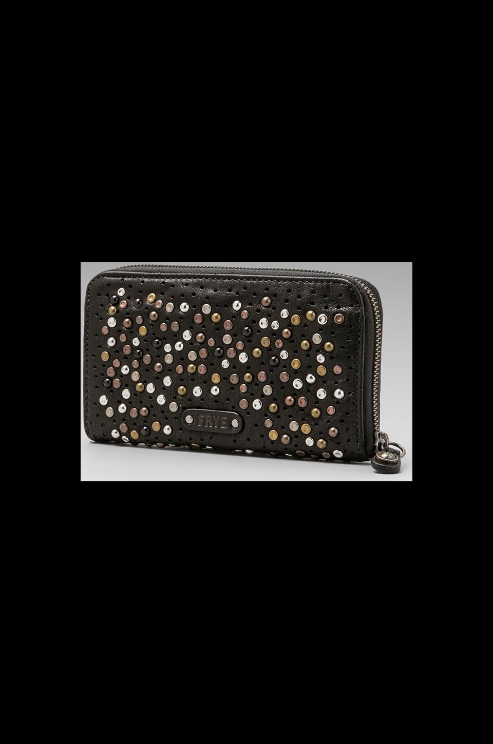 Frye Deborah Wallet in Black