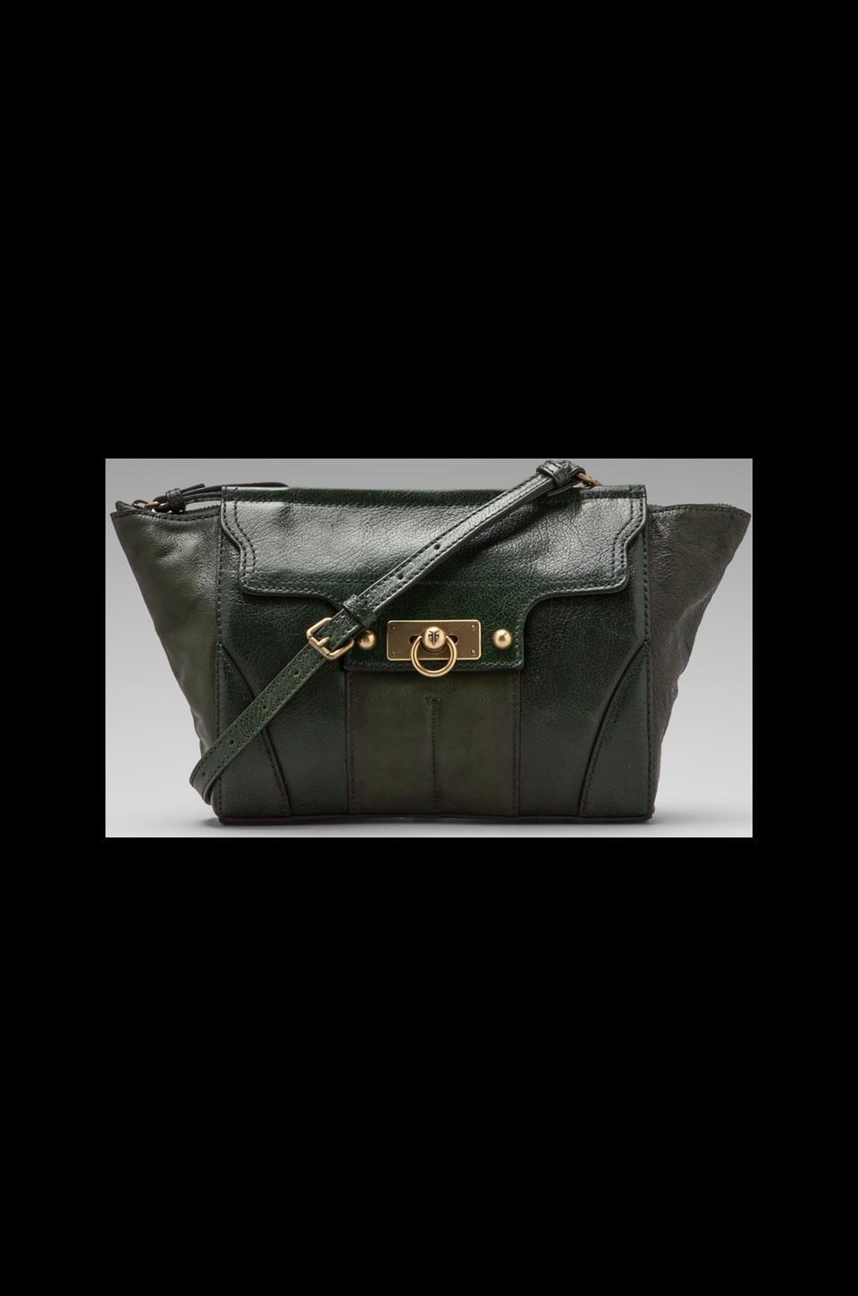 Frye Dayna Clutch in Green