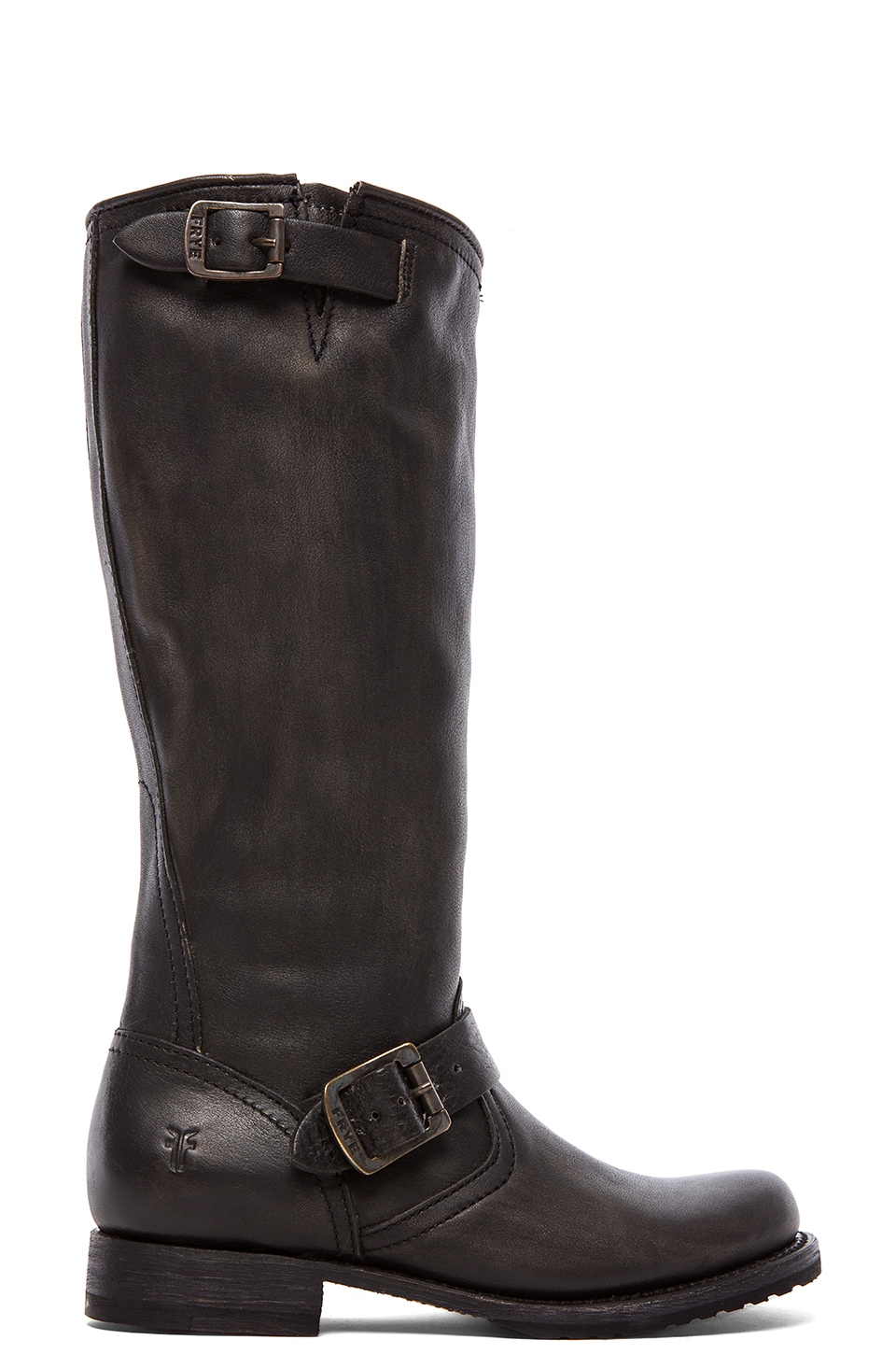 Frye Veronica Slouch in Vintage Black