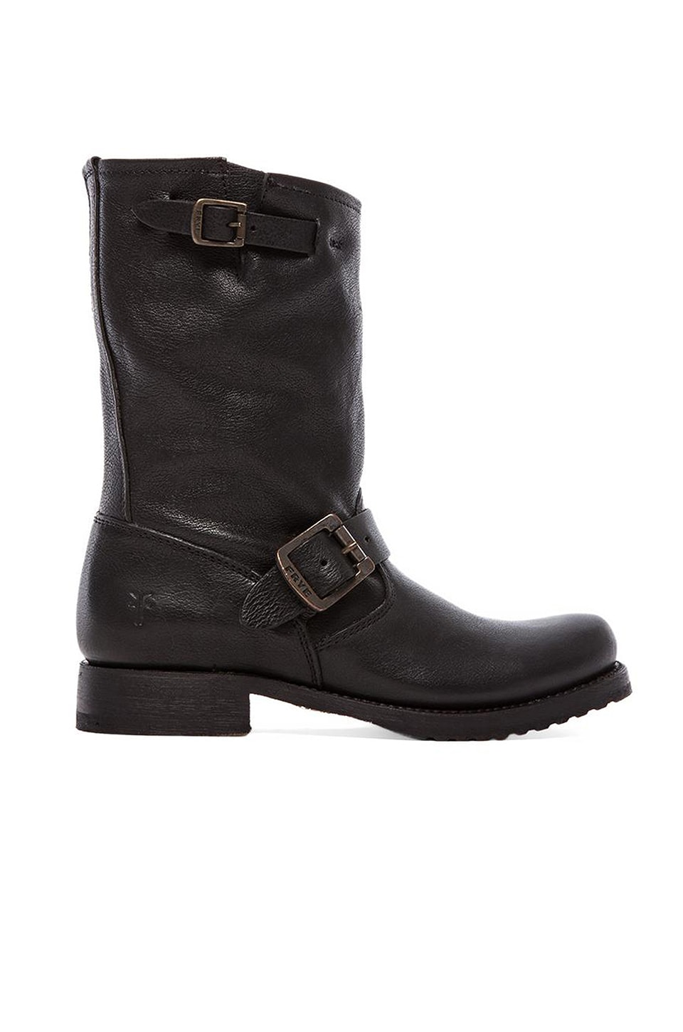 Frye Veronica Shortie in Black