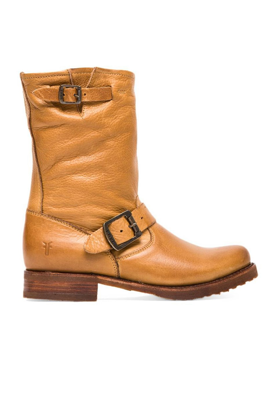 Frye Veronica Shortie in Camel