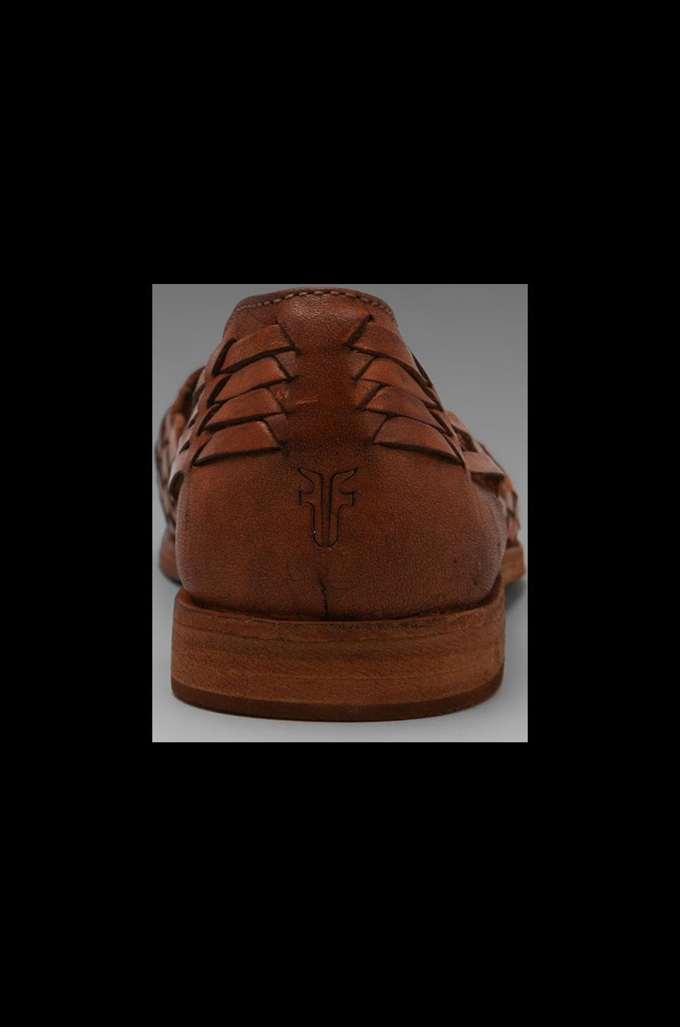 Frye Heather Hurricane in Cognac
