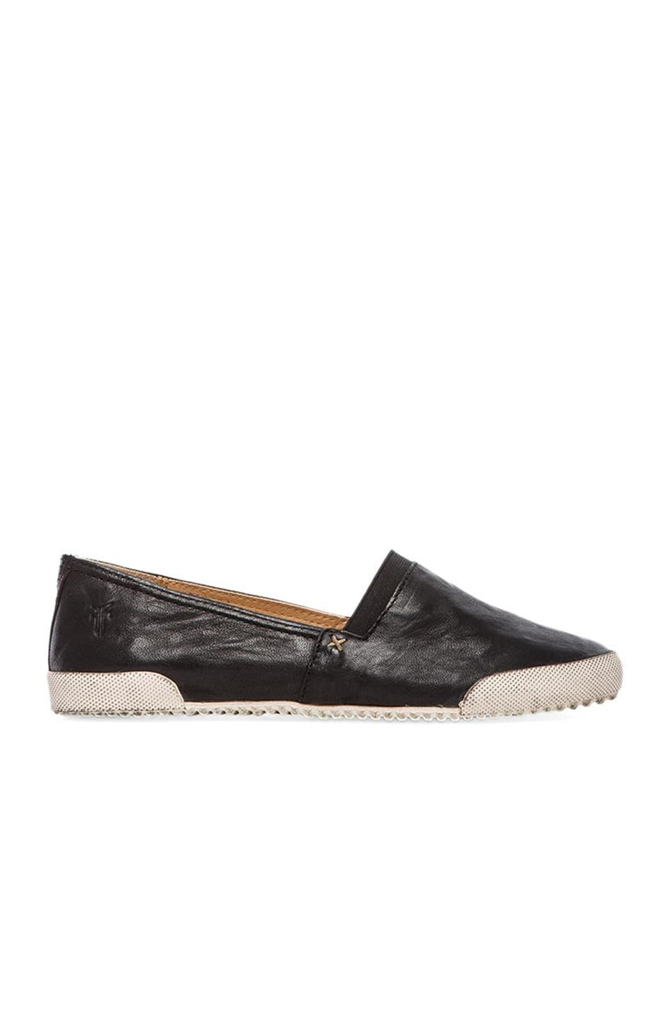 Frye Melanie Slip On in Black