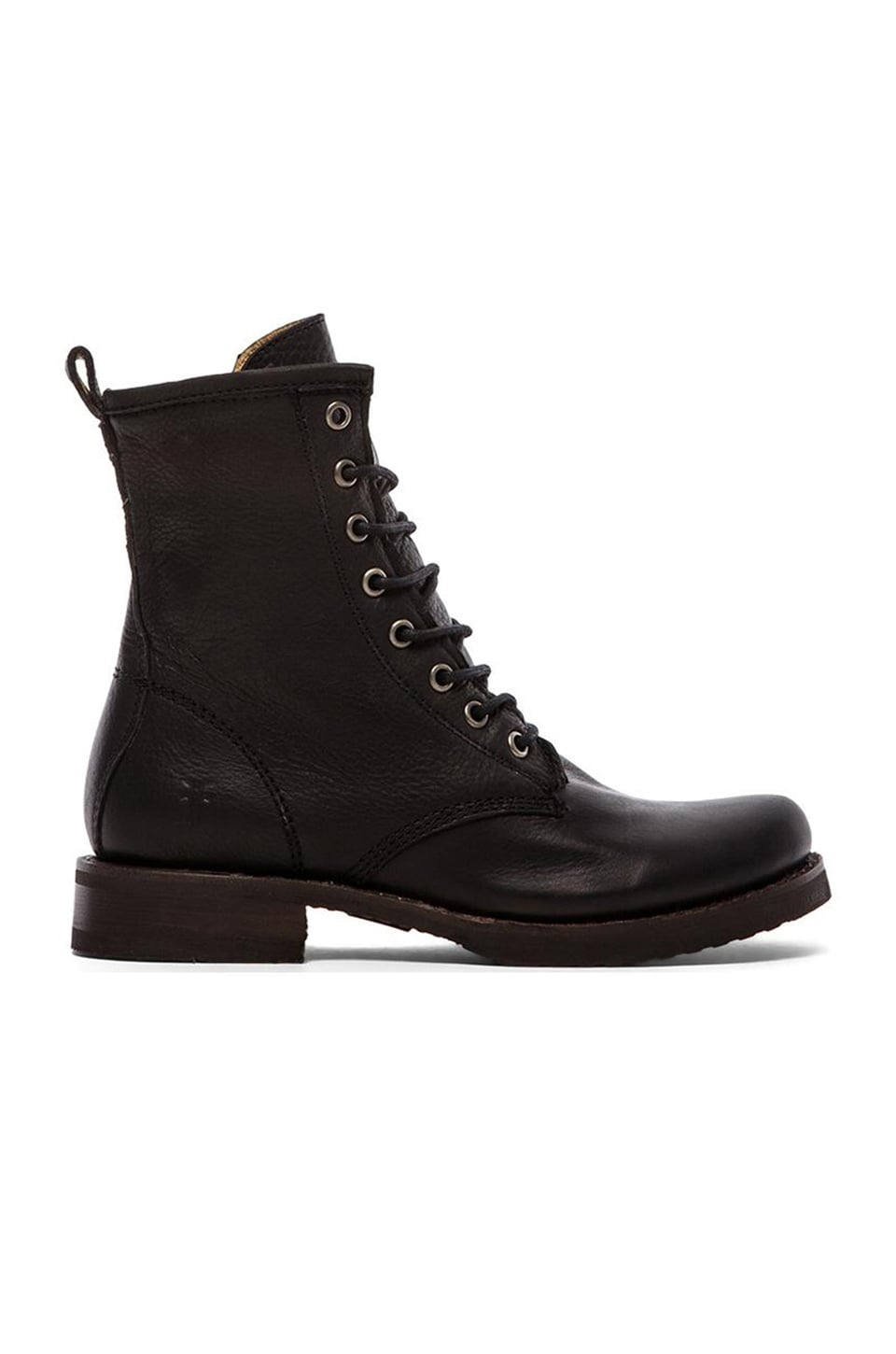 Frye Veronica Combat in Black