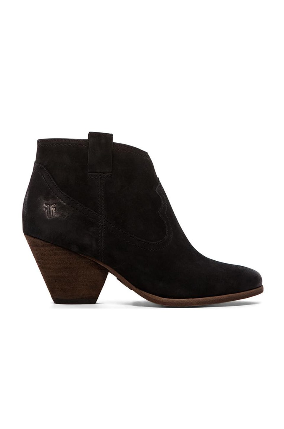 Frye Reina Bootie in Black