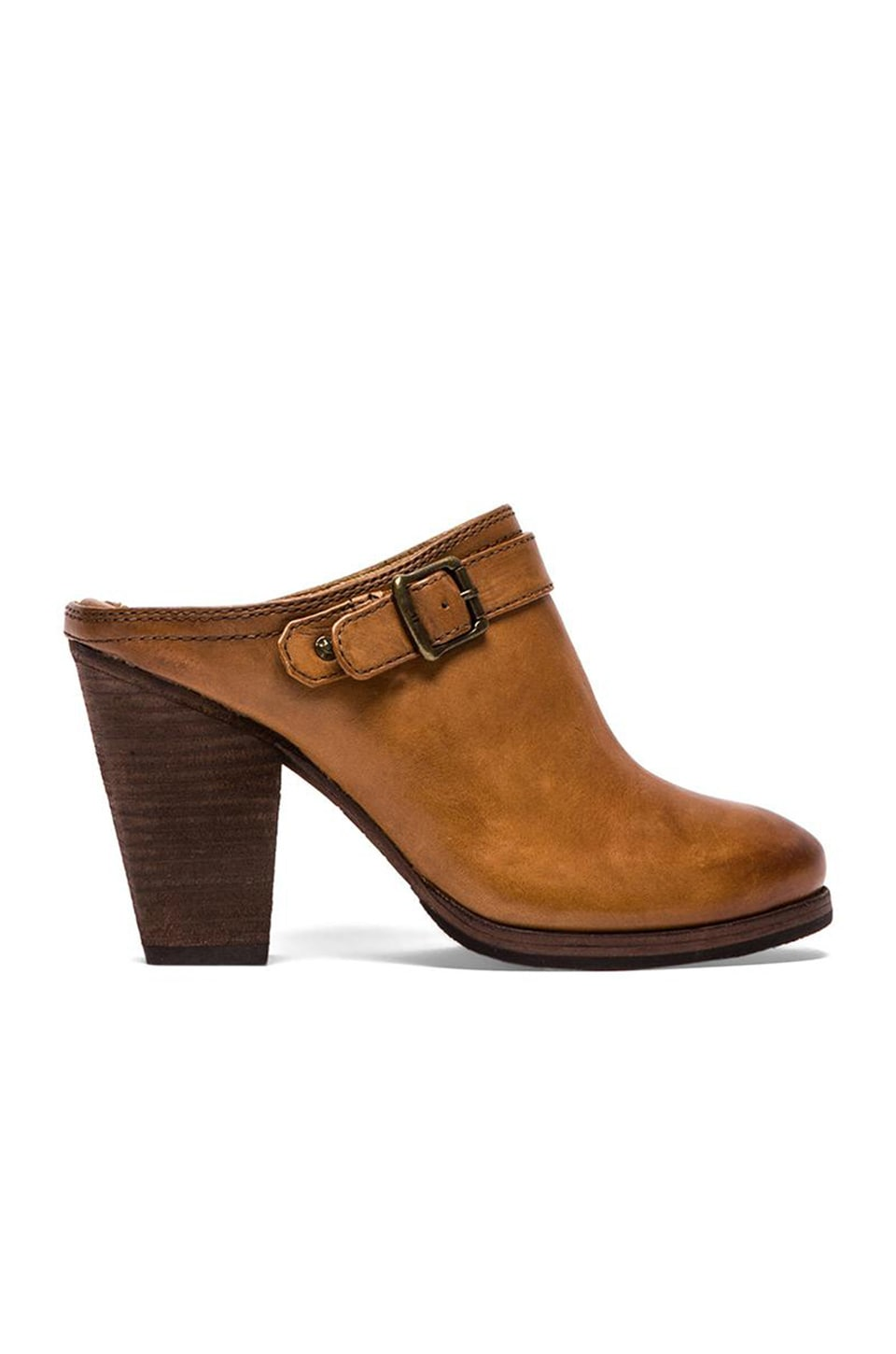 Frye Patty Sling Back in Camel