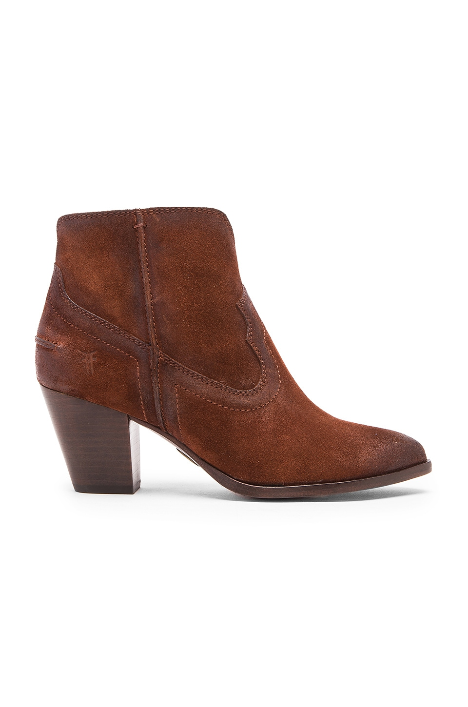 Renee Seam Short Bootie by Frye