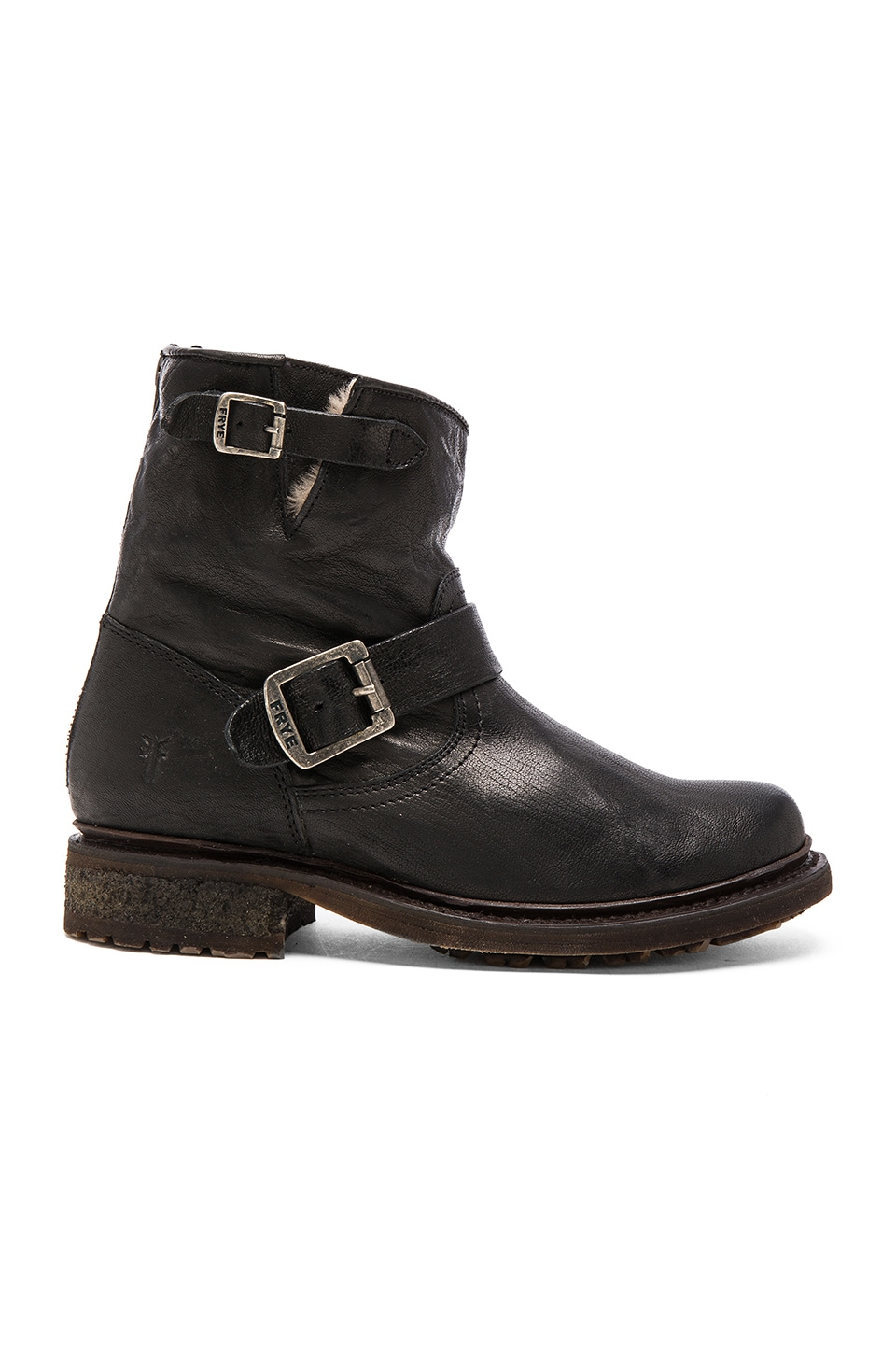 Valerie 6 Boot with Shearling Lining by Frye