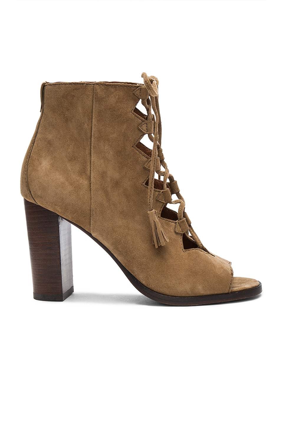 Photo of Gabby Ghillie Heel by Frye shoes