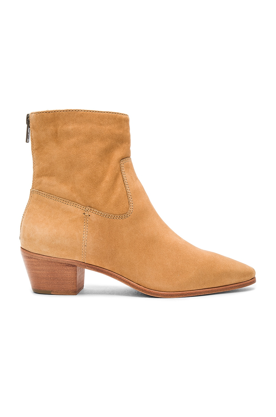 Ellen Short Bootie by Frye