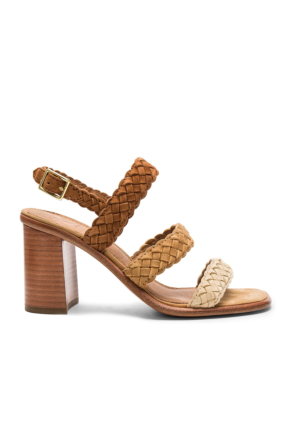 Amy Braid Sandal by Frye