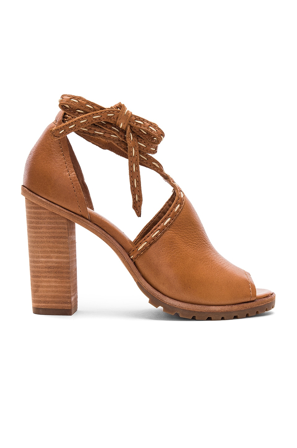 Suzie Pickstitch Heel by Frye
