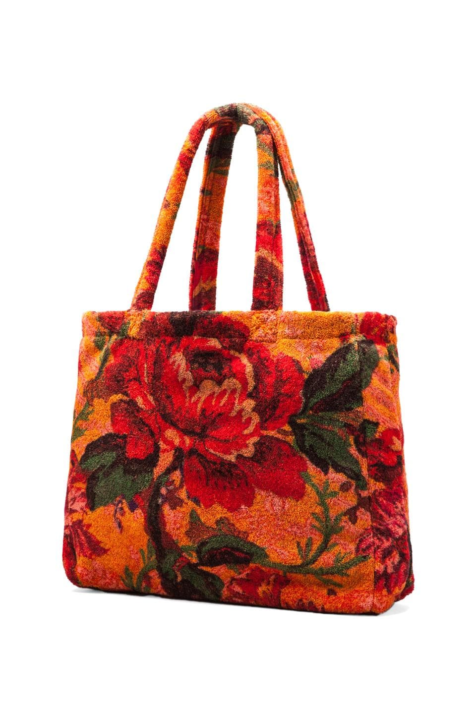 Fresco Towels Medium Beach Bag in Provence Flowers