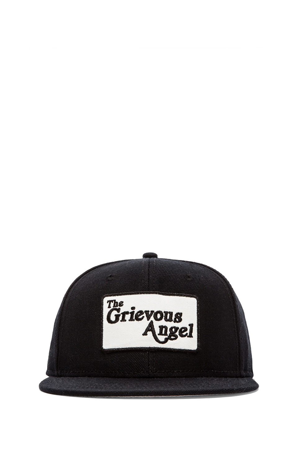 Fuct SSDD Grievous Angel Cap in Black