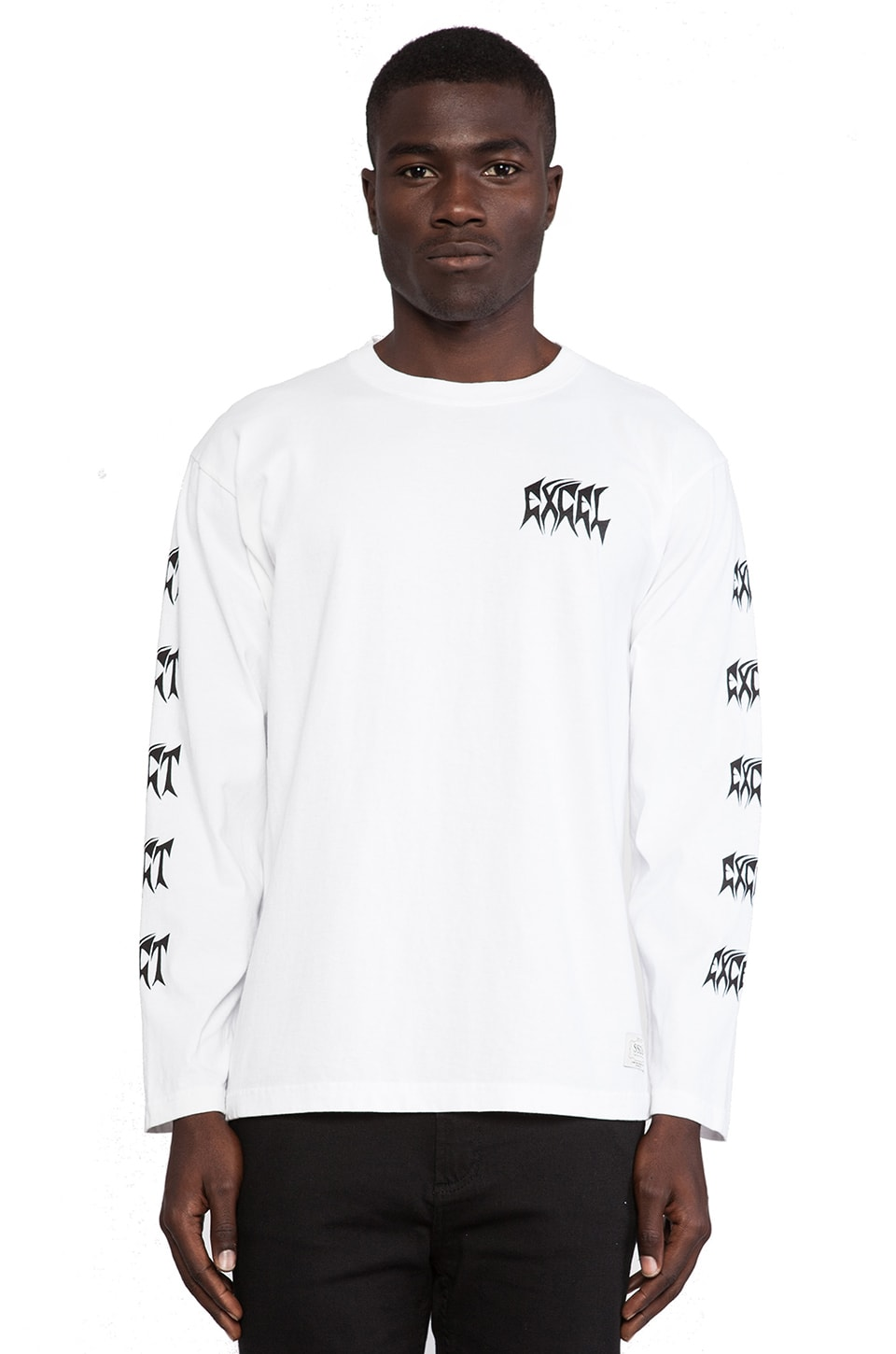 Fuct X Excel L/S Tee in White