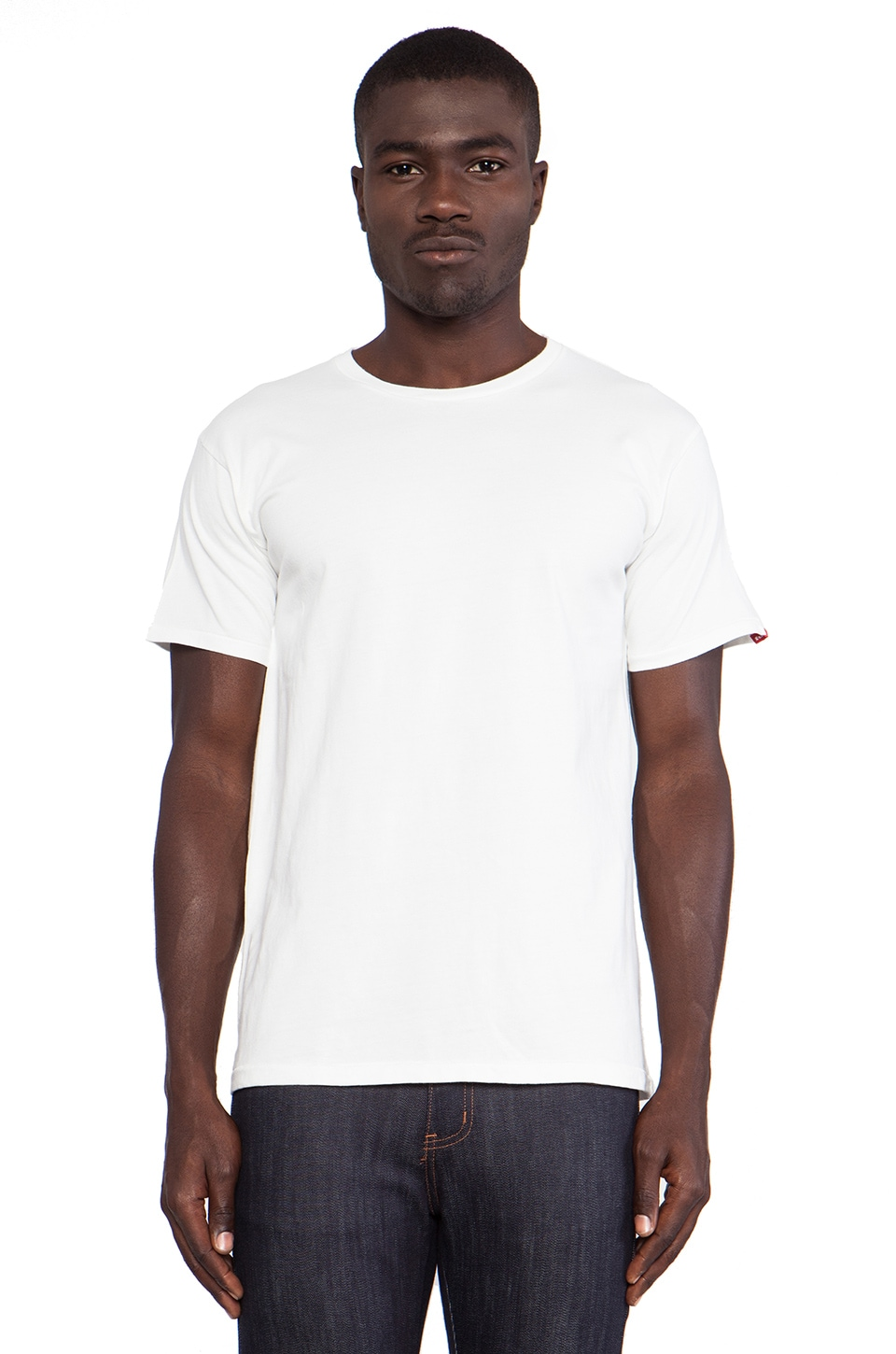 Fuct 2Pack Crew Neck Tee in White