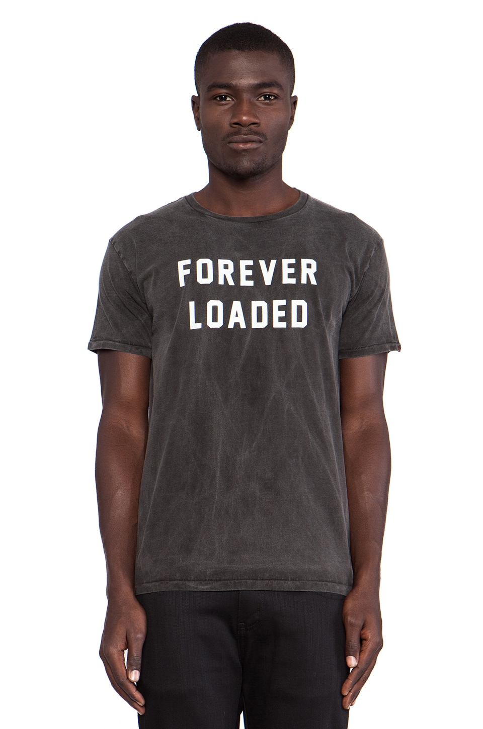 Fuct Forever Loaded Tee in Black