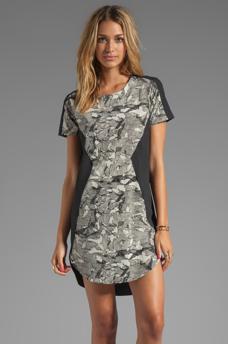 Funktional Shift Dress in Pictured