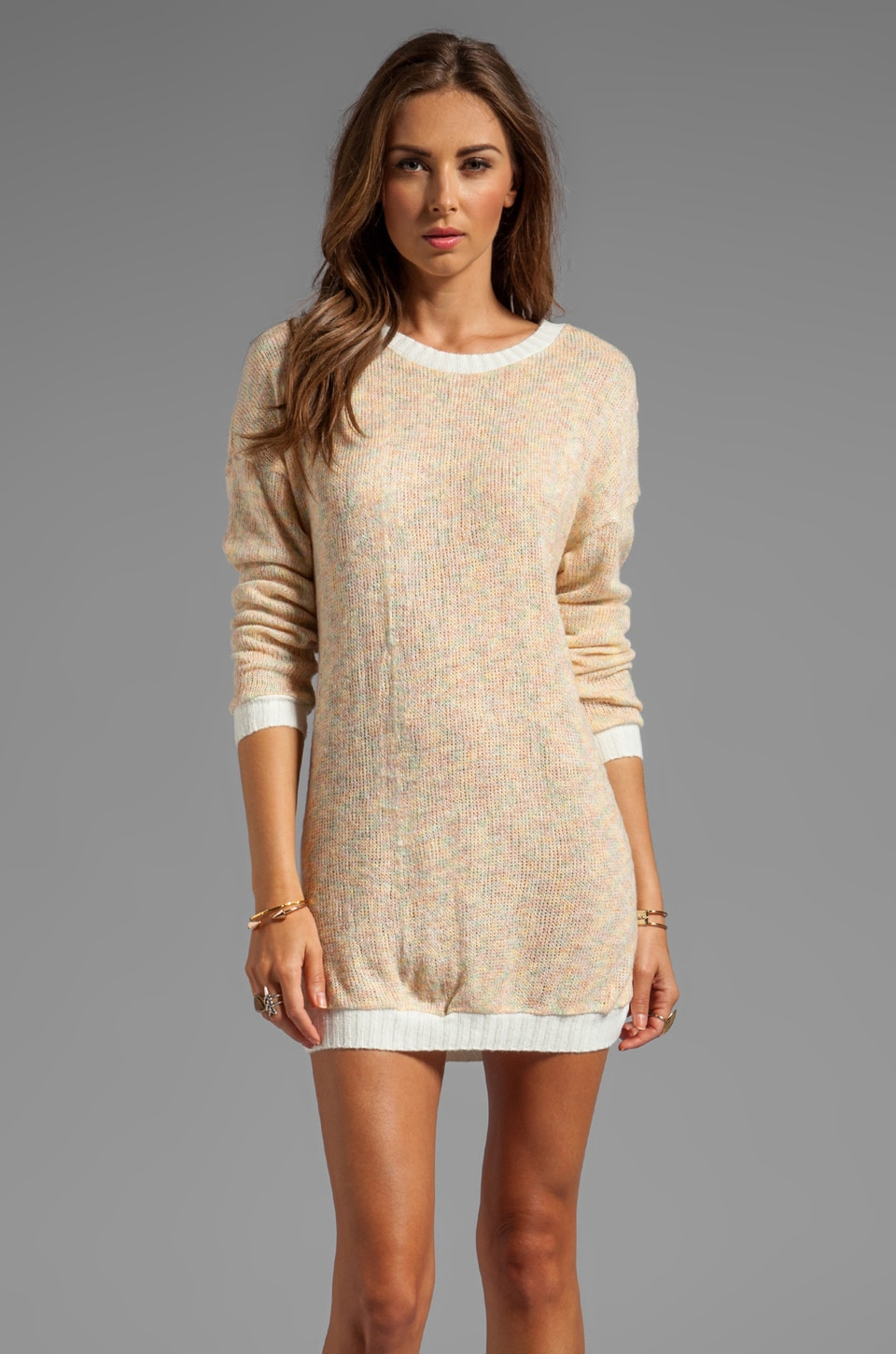 Funktional Spectrum Tunic Sweater in Live