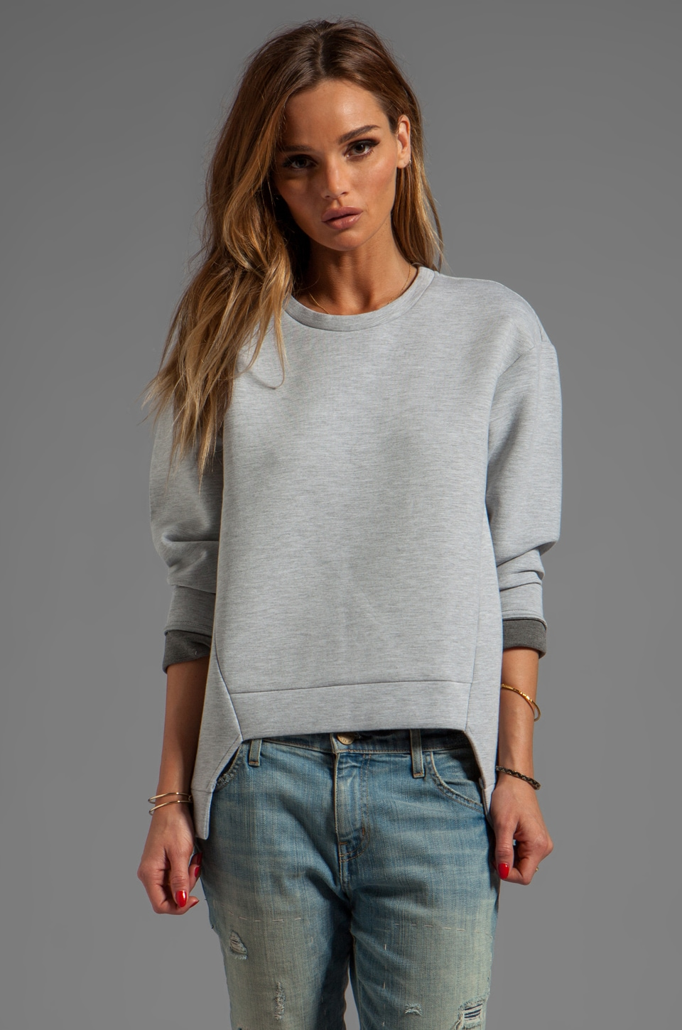 Funktional Discovery Sweatshirt in Grey