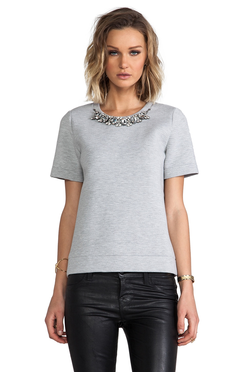 Funktional Discovery Top in Grey