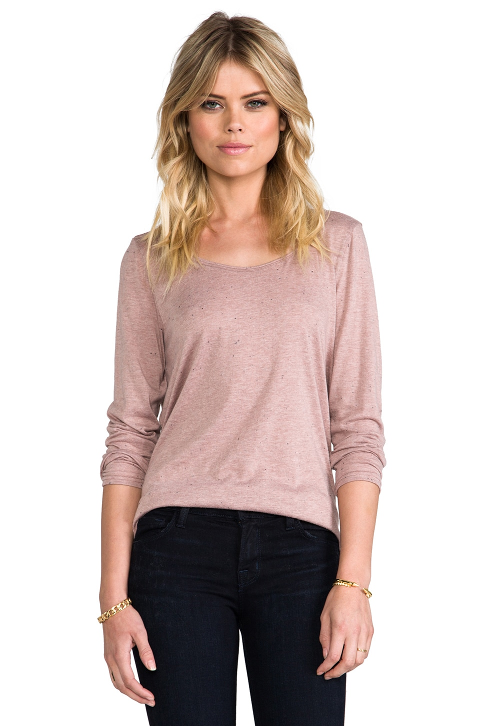 Funktional Twilight Top in Mauve