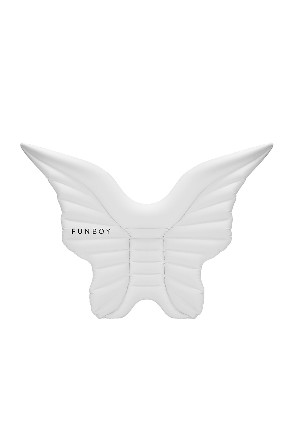 FUNBOY Angel Wings Pool Float in White