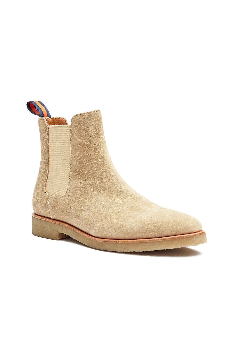 New Republic by Mark McNairy Chuck Chelsea Boot in Sand