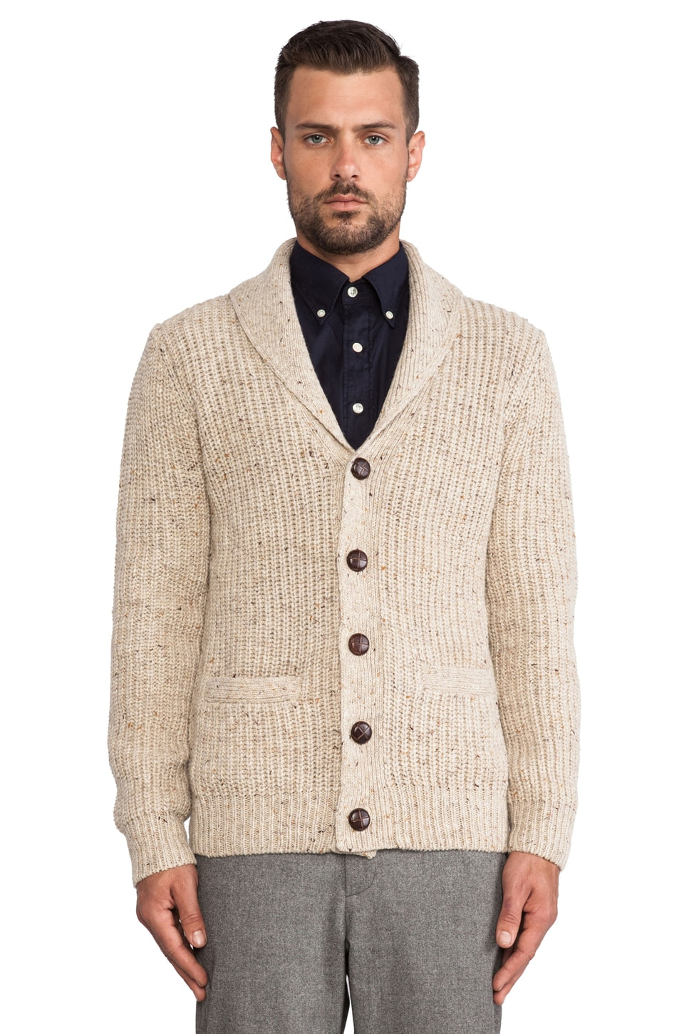 Find cream cardigan sweater men at ShopStyle. Shop the latest collection of cream cardigan sweater men from the most popular stores - all in one.