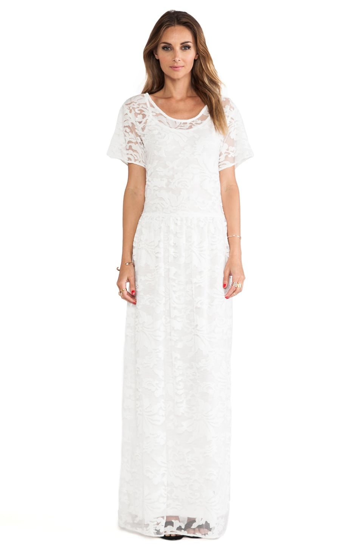 GAT RIMON May Dress in Ecru