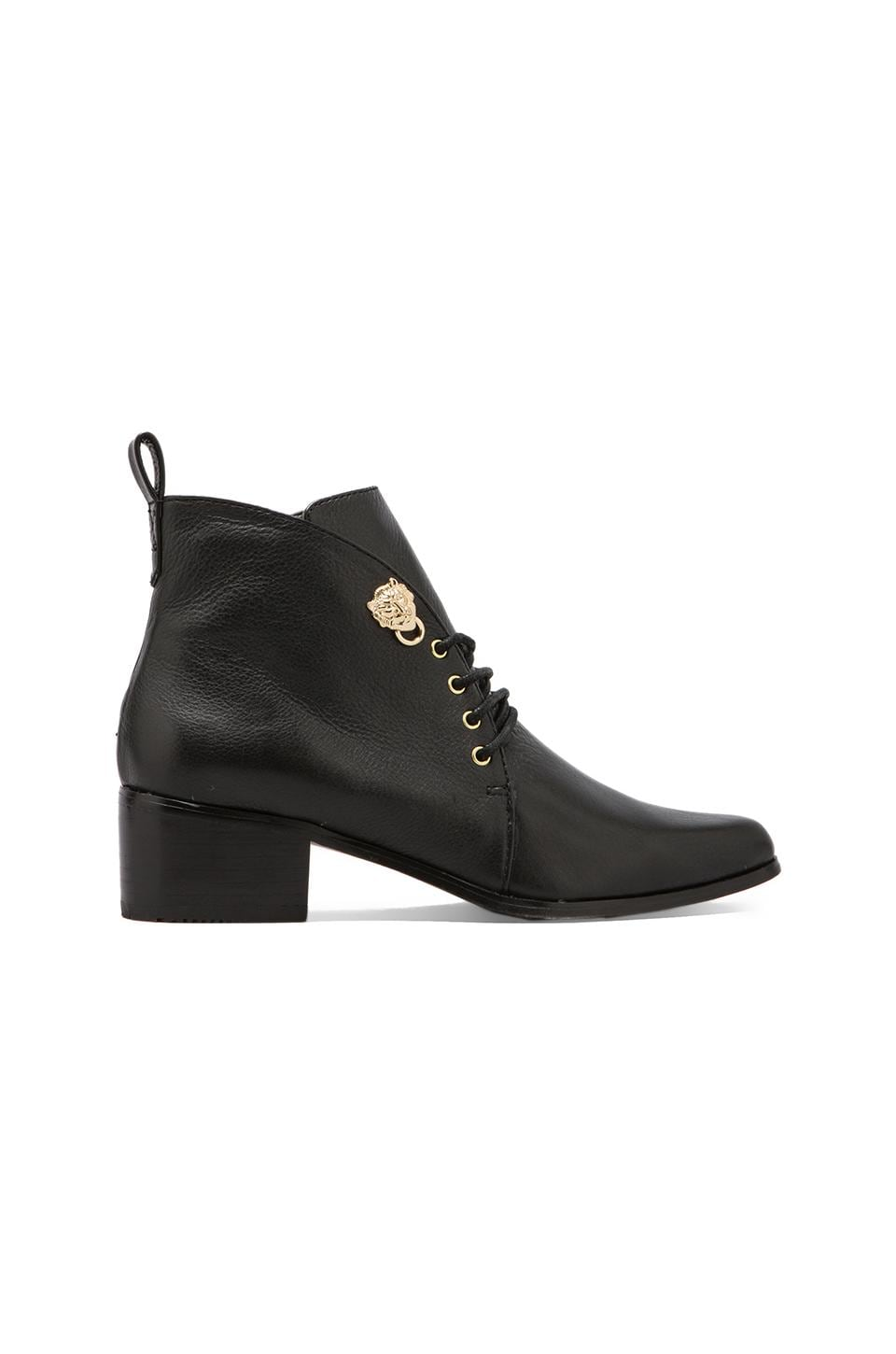 GREY CITY Waverly Boot in Black